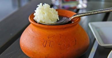 rijst water