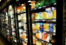 Worstelingen in de supermarkt