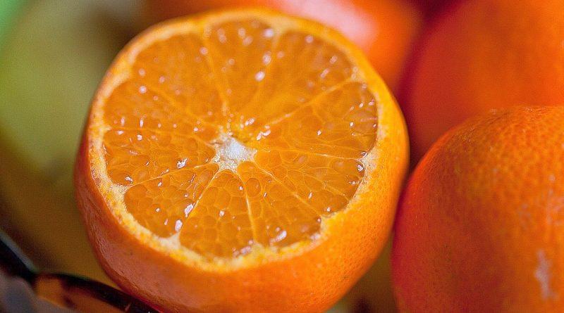 Sinaasappelschillen