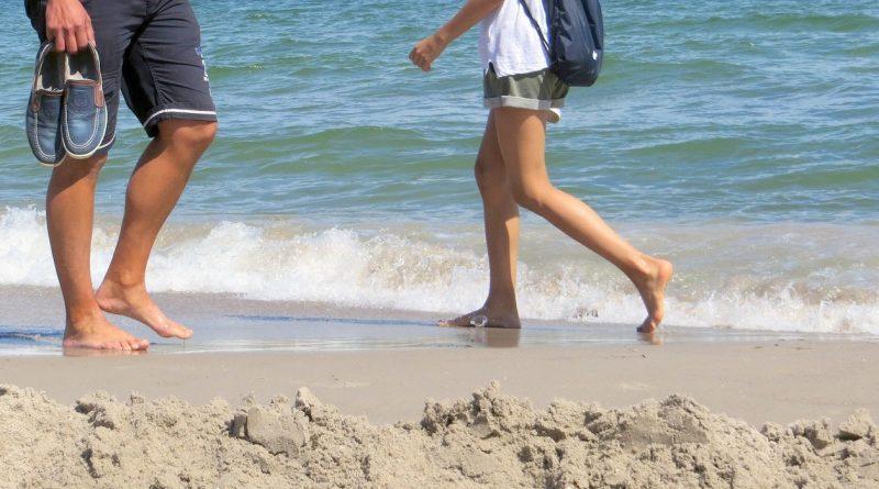 Running or walking