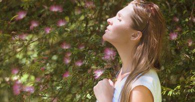 Rhythm of breathing