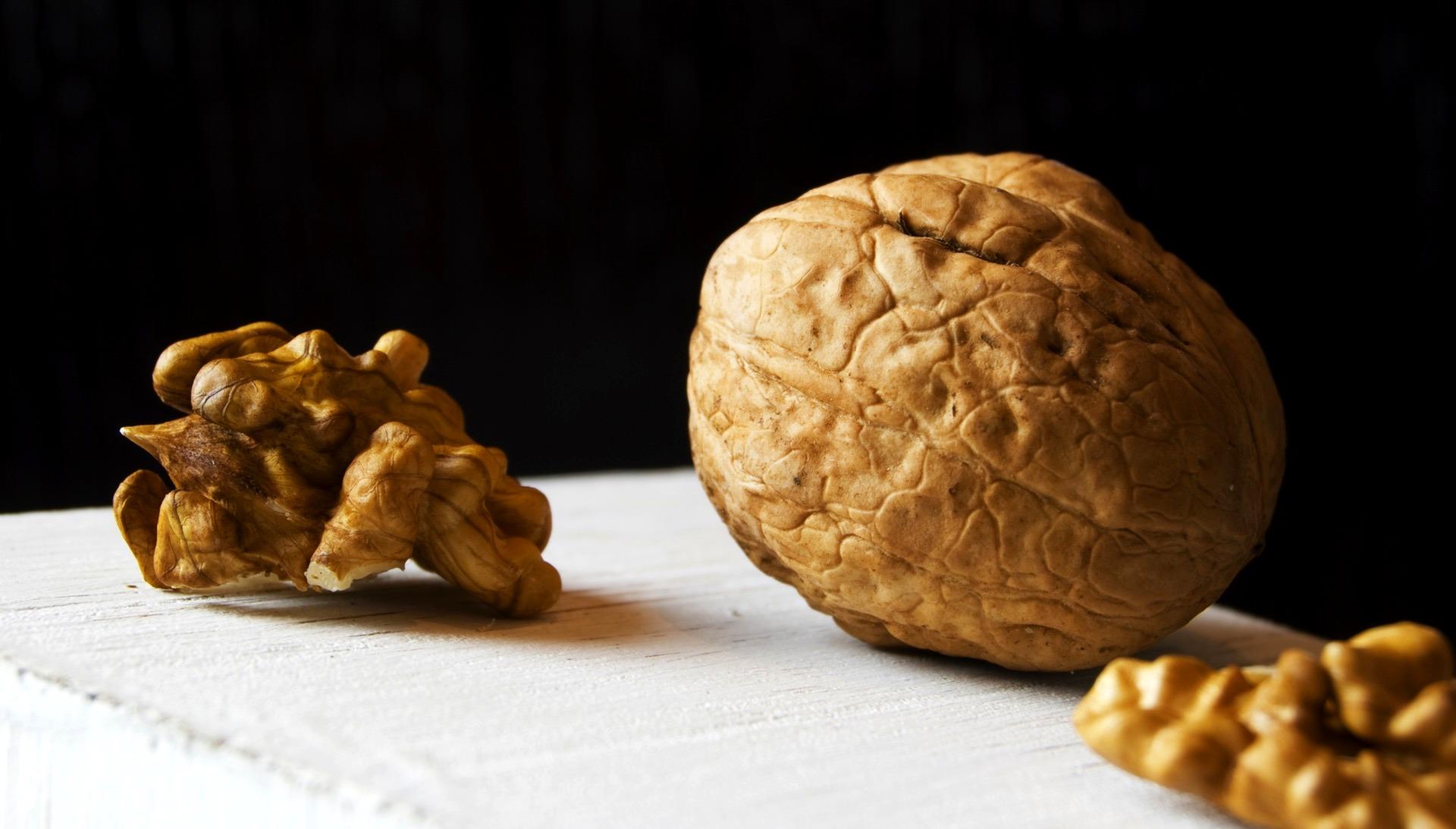 De top 9 van gezonde noten