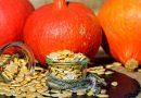 11 wetenschappelijk bewezen gezondheidsvoordelen van pompoenpitten