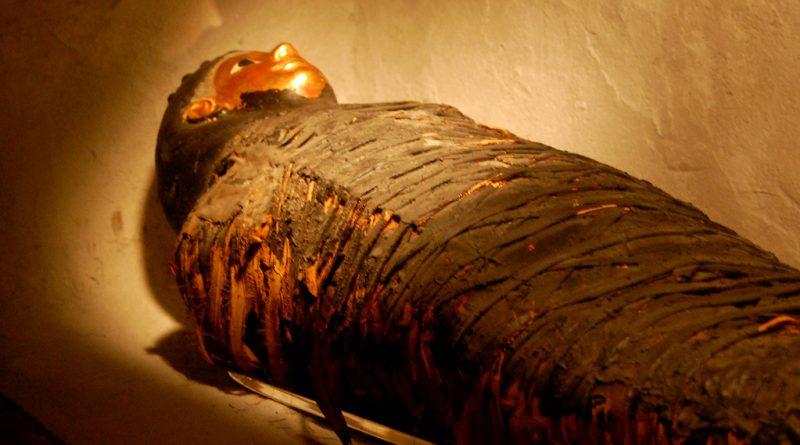 Egyptische mummies