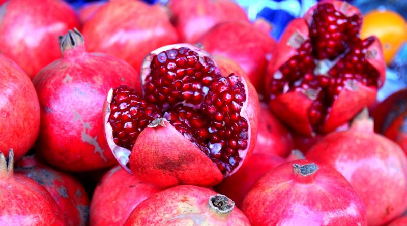 benefits pomegranate