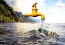 Er zit plastic in ons drinkwater