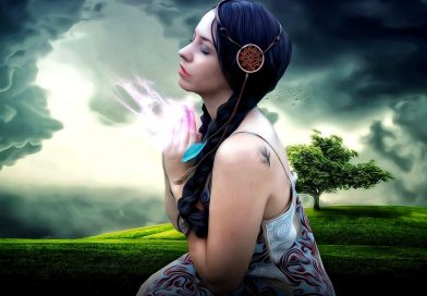 The divine feminine and return of the sacred wisdom of creation