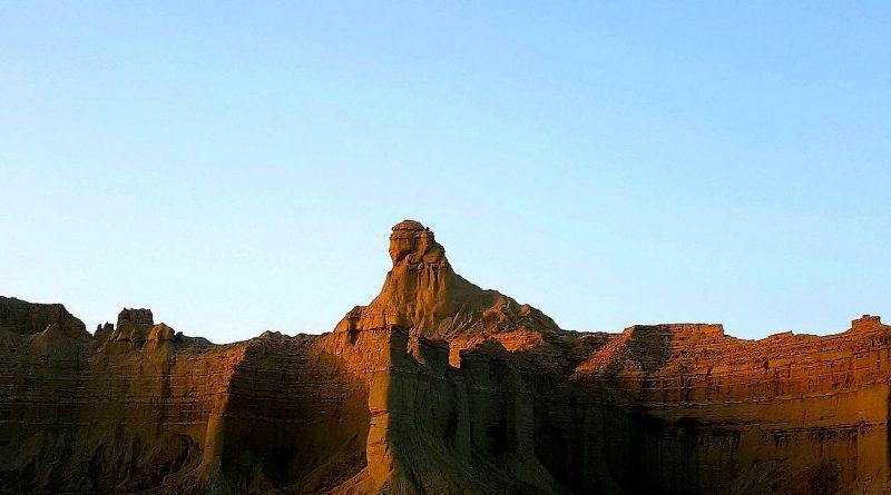 Sfinx Beloetsjistan
