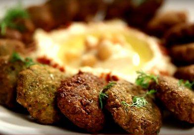 Recept | Zoete aardappel falafel