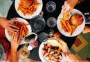 Stoppen met het eten van junkfood