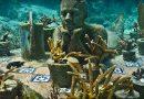 Deze prachtige onderwater sculpturen helpen bij het herbouwen van koraalriffen