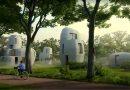 Eindhoven krijgt als eerste stad ter wereld bewoonbare huizen die zijn gemaakt met een 3D-printer