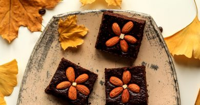 pompoenbrownies
