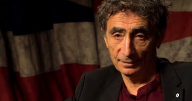 How not to screw up your kids: Gabor Maté