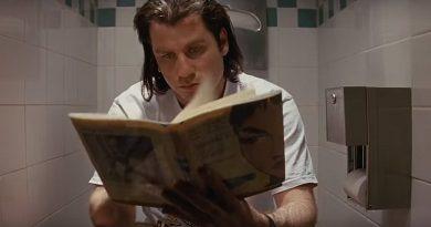 Lezen op de wc