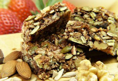 Recept: zelfgemaakte granola bar voor tussendoor