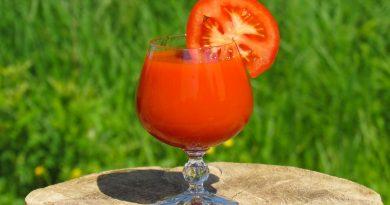 Tomatensap kan bloeddruk verlagen