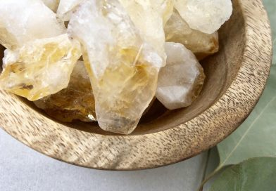 Crystals to stop the worry and mental chatter