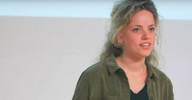 Je bent je eigen expert | Diede Bongertman | TEDxStadkamer