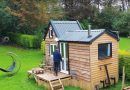 17 jarige bouwt Tiny House onder € 7.000