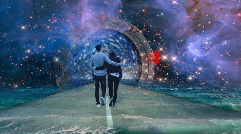 We don't meet anyone by accident – The 7 types of cosmic connections