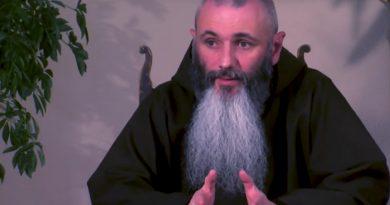 Troostvers van een Ierse monnik