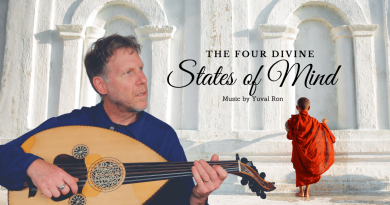 The four divine states of mind with Yuval Ron