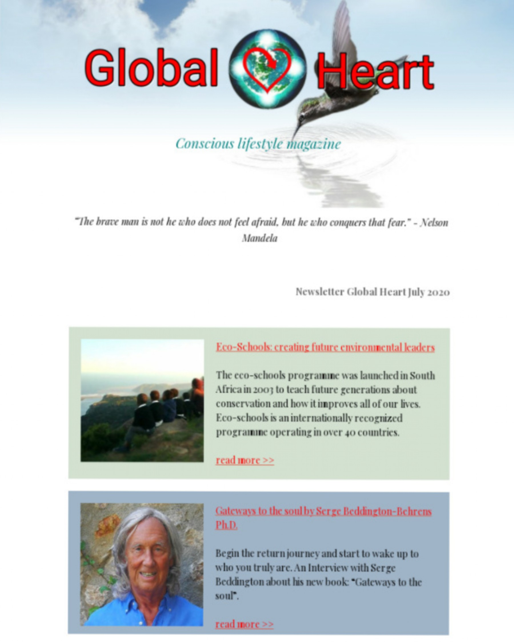 Global Heart Newsletter