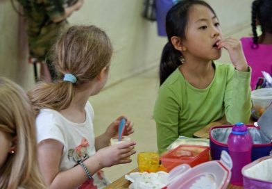 In Nieuw-Zeeland leren leerlingen hoe ze zuivel en vlees kunnen vervangen.