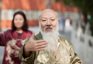 The Taoist view of the universe