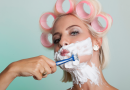 Make your own natural shaving cream