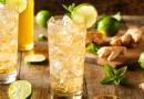 Gemberbier zelf maken (alcoholvrije versie)