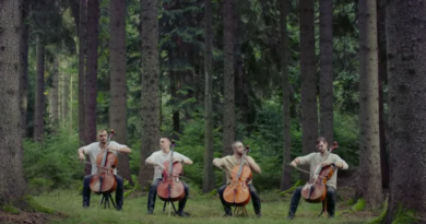 Bohemian Rhapsody – Prague Cello Quartet