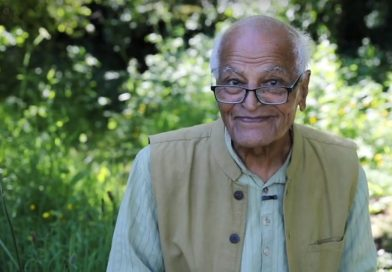The power of love – a reading by Satish Kumar