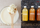 kefir of kombucha