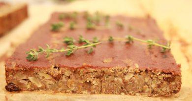 Walnoten-linzenbrood