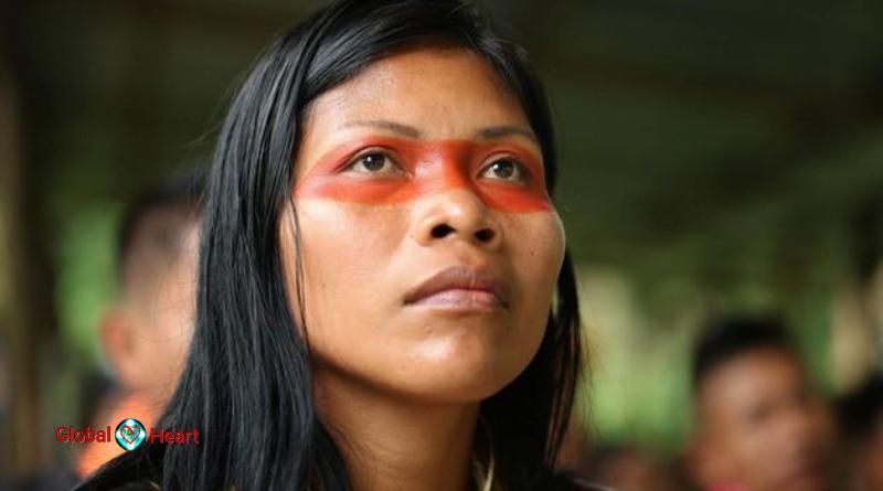 Inheemse leider