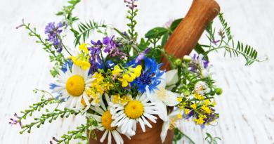 floral medicine