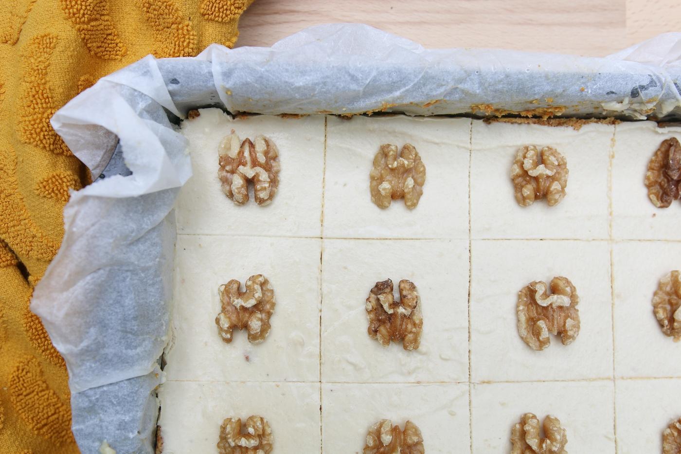 carot cake hapjes