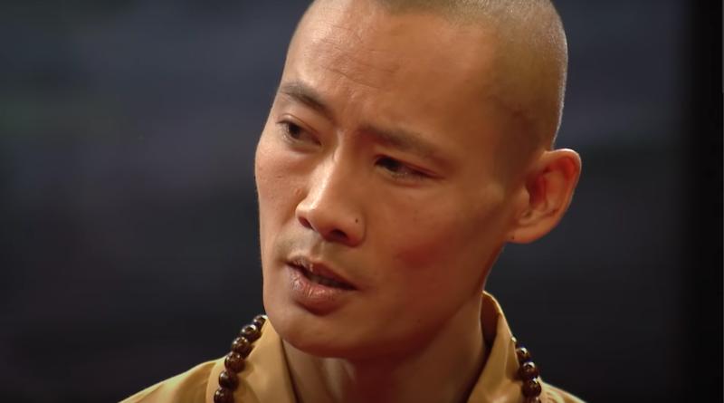 Master Shi Heng Yi